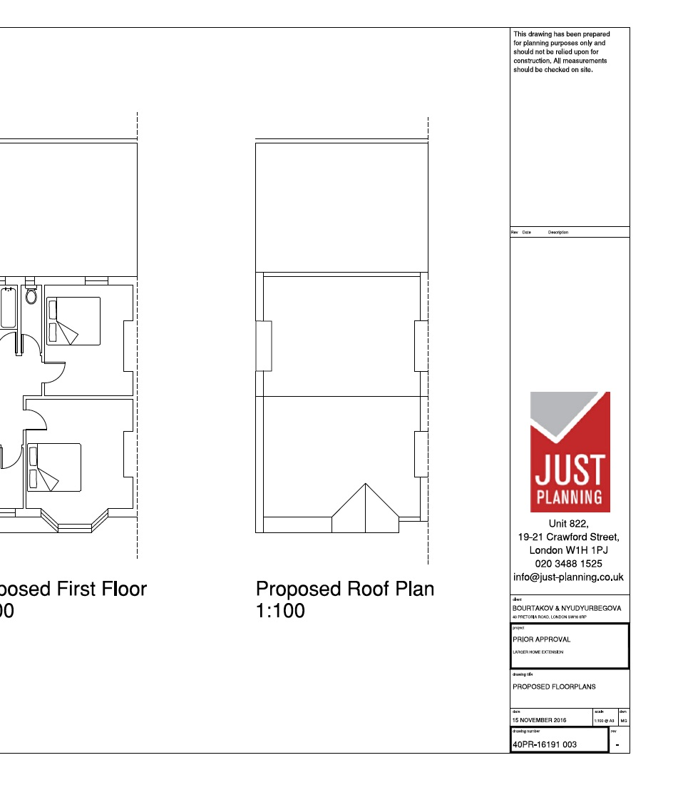 Wandsworth prior approval